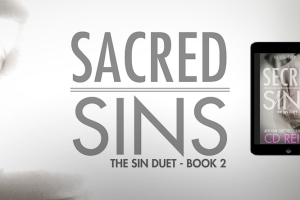Release Blitz SACRED SINS by CD Reiss