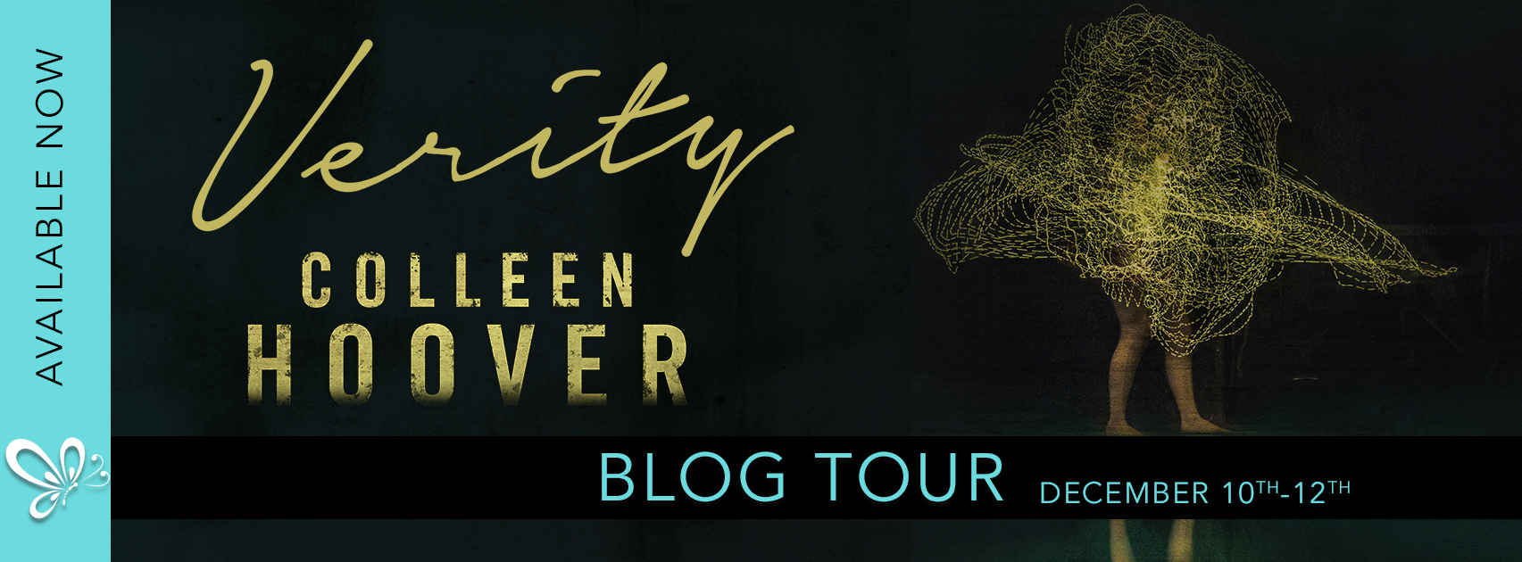 Blog Tour: Verity by Colleen Hoover