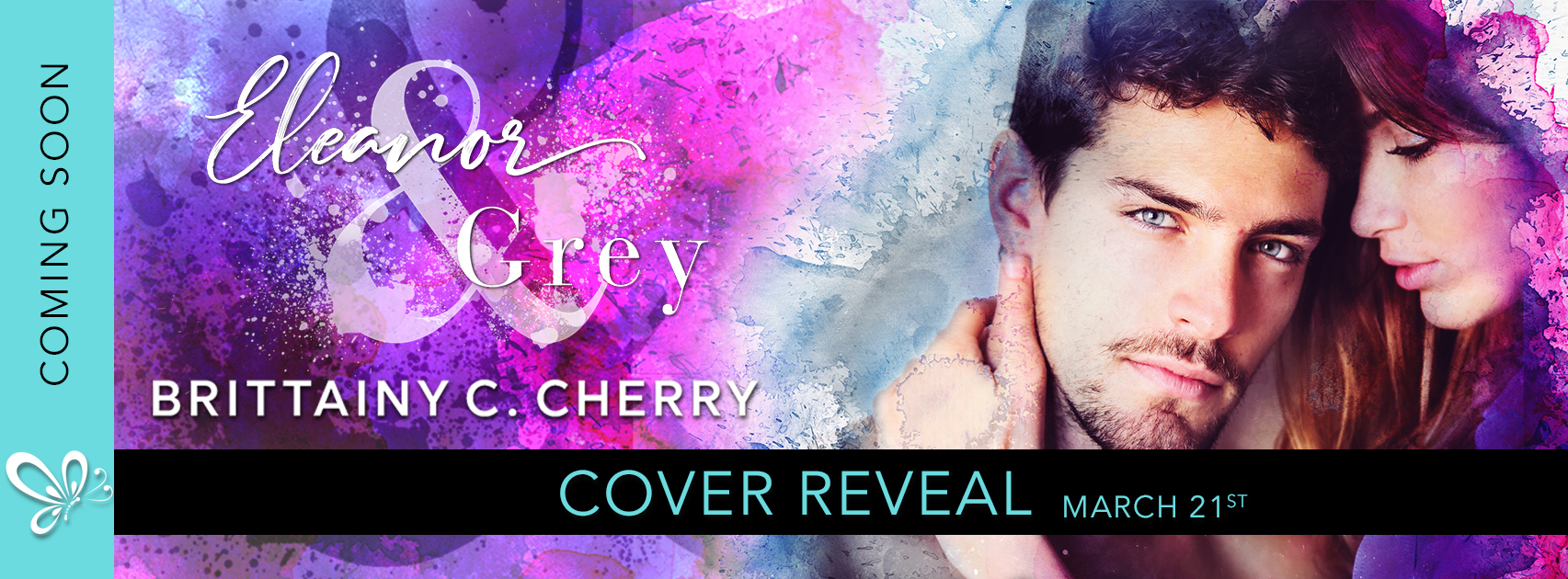 Cover Reveal: Eleanor & Grey by Brittainy C. Cherry