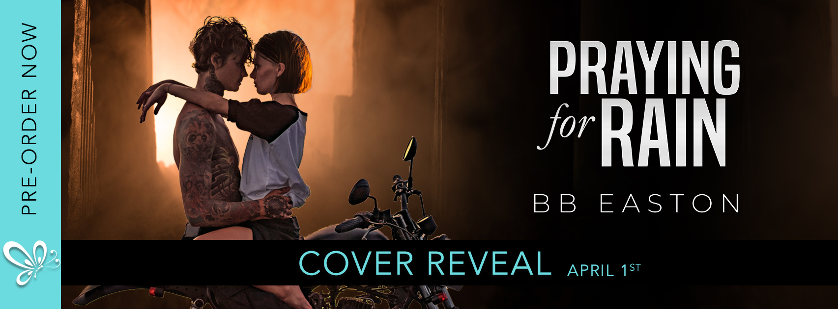 Cover Reveal: Praying for Rain by B. B. Easton