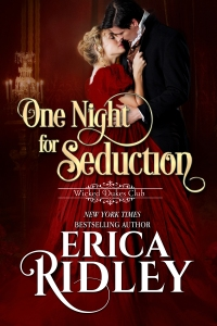 One Night for Seduction-Cover