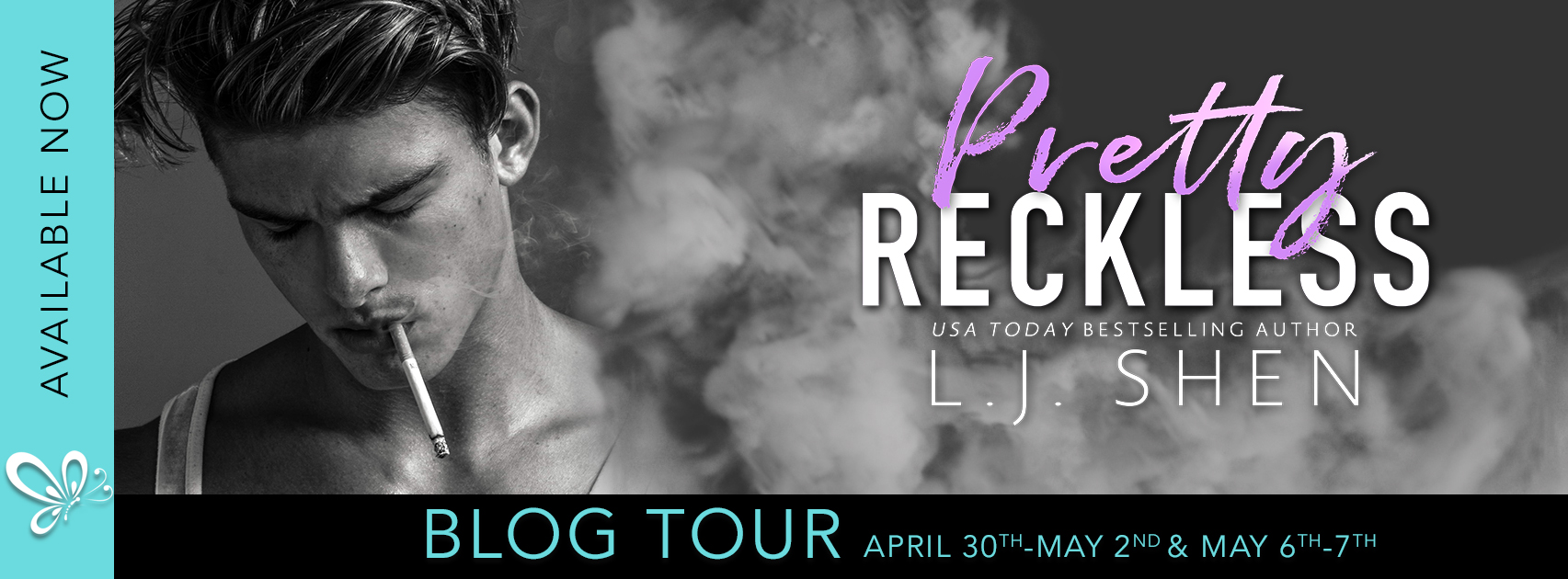 Blog Tour & Review: Pretty Reckless by L.J. Shen