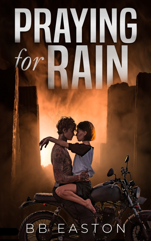 Praying for Rain ebook cover