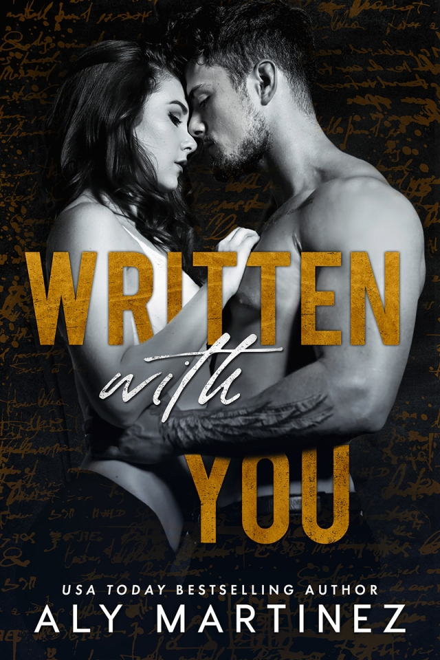 blog tour written with you cover