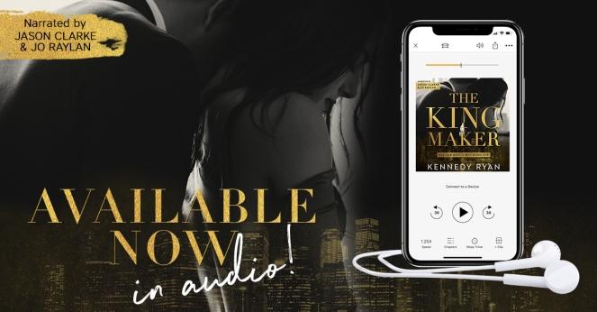 The King Maker - Audio AN.jpg