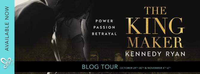 The King Maker - BT banner