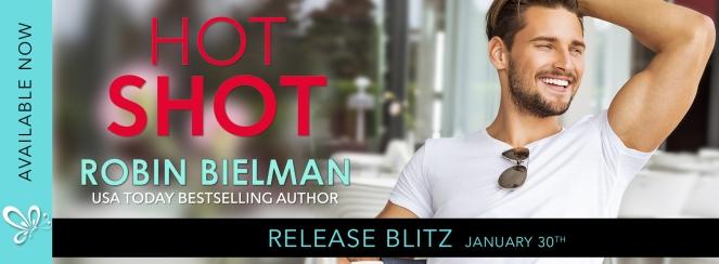 Hot Shot - RB banner