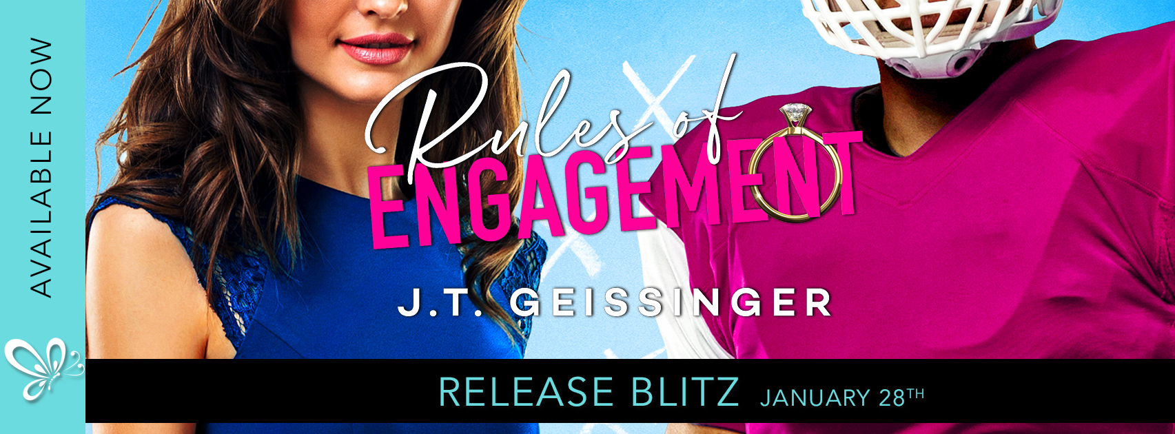Release Blitz: RULES OF ENGAGEMENT by J.T. Geissinger