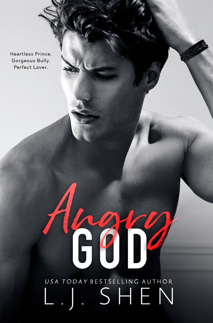 Angry God eBook Cover